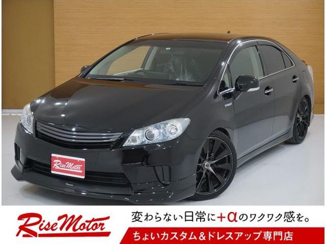 トヨタ S 本州車・モデリスタ・レイズ19AW・車高調・シートカバー