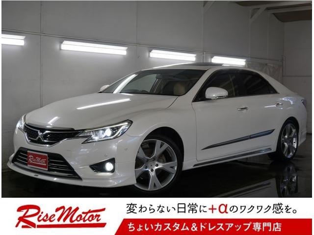 トヨタ プレミアム Four 4WD・本州車・モデリスタ・サンルーフ