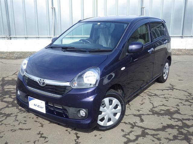 「トヨタ」「ピクシスエポック」「軽自動車」「北海道」の中古車