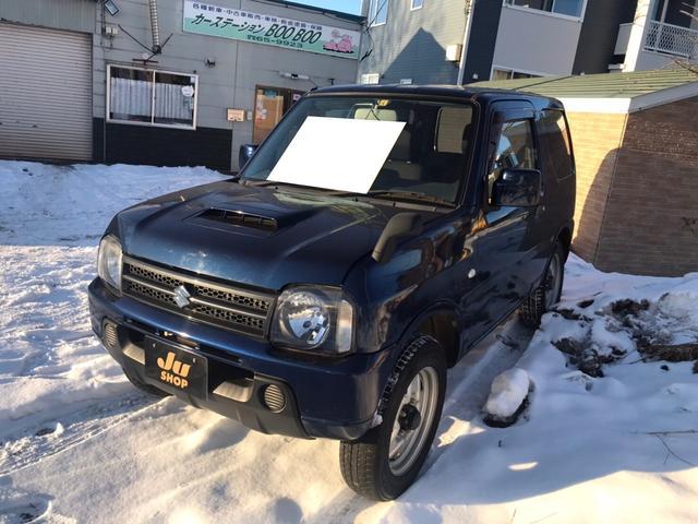 スズキ XG 4WD PS ABS PW ターボ車 AC