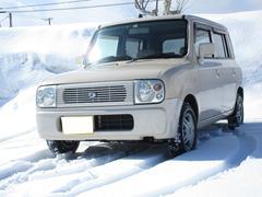 アルトラパンX 4WD 電格ミラー Pガラス シートヒーター