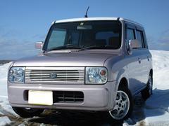 アルトラパンX2 4WD シートヒーター 電格ミラー Pガラス ツートン