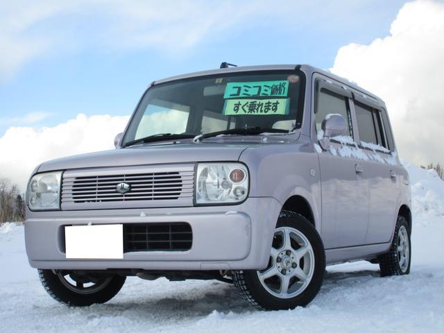 スズキ X 4WDワンセグナビ キーレス専用シートカバー タイヤ新品