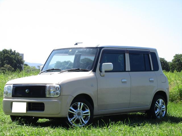スズキ X 4WD 車検長期 電格ミラー Pガラス シートヒーター