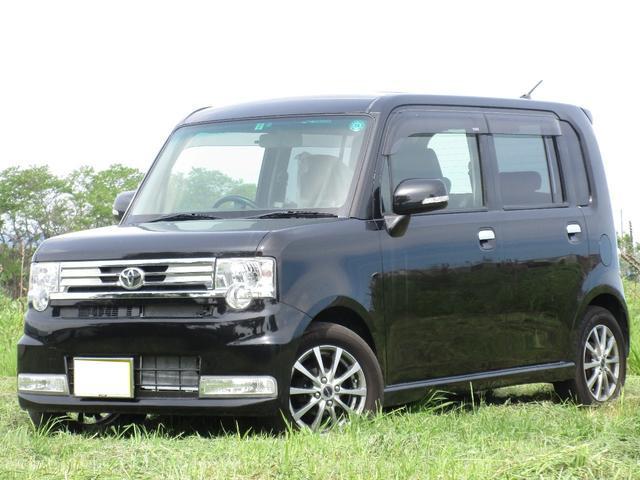トヨタ カスタム X 4WD スマートキー エコID 専用シートカバ