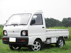 ミニキャブトラックGL 4WD 三方開き
