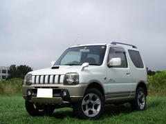 ジムニーランドベンチャー 4WD 社外マフラー