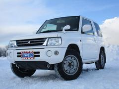 パジェロミニブルームエディションXR キーレス 4WD