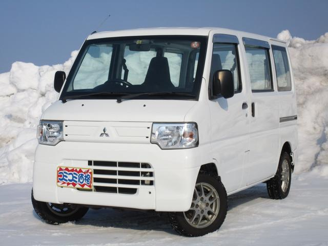 三菱 CD 4WD ワンオーナー Tベルト・W/P交換済