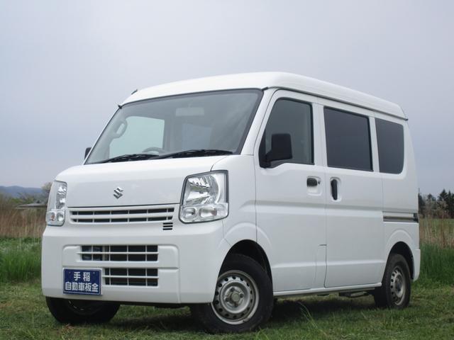 スズキ PA 4WD プライバシーガラス