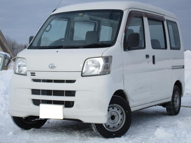 ダイハツ DX 4WD CNG