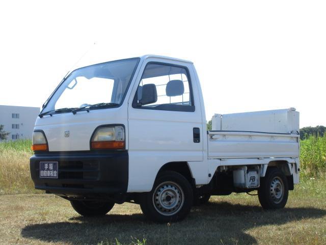 ホンダ パワーゲート 4WD
