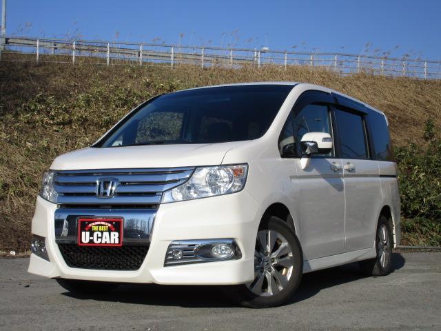 ホンダ Z 4WD  両PSドア ナビTV Bカメ ETC HID