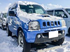 ジムニーXC 4WD 禁煙車 寒冷地仕様 1年保証 MT
