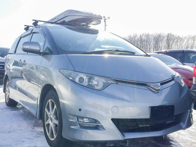 トヨタ アエラス 4WD 1年保証 エンスタ 夏冬タイヤ ETC