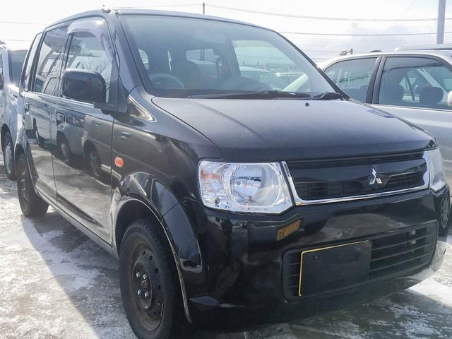 三菱 MS 4WD 寒冷地仕様 1年保証 電動スライド