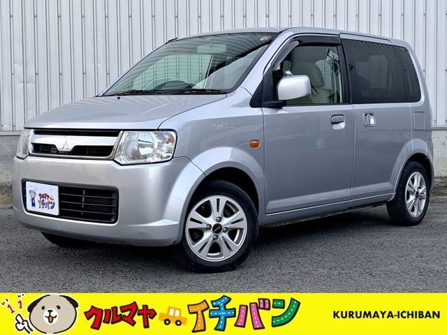 三菱 eKワゴン 4WDMS夏冬タイヤサビ無禁煙車左電スライド ...