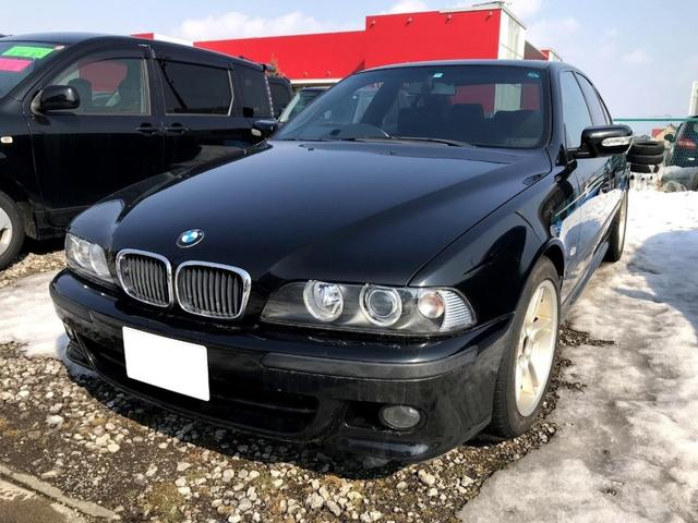 「BMW」「5シリーズ」「セダン」「北海道」の中古車