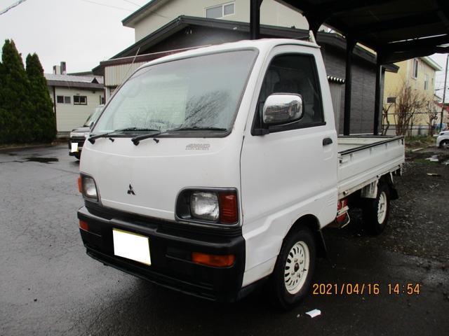 三菱 ミニキャブトラック ベースグレード 4WD