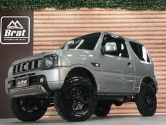ジムニーランドベンチャー 4WD 新品リフトUP 新品M/Tタイヤ