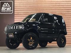 ジムニークロスアドベンチャー 4WD 3リフトUP 新品AW・MT
