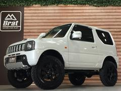 ジムニークロスアドベンチャー 4WD リフトアップ 新品MTタイヤ