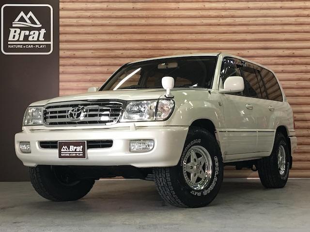 トヨタ VXリミテッド 軽油 社外HDDナビ ジオランダーA/T5本