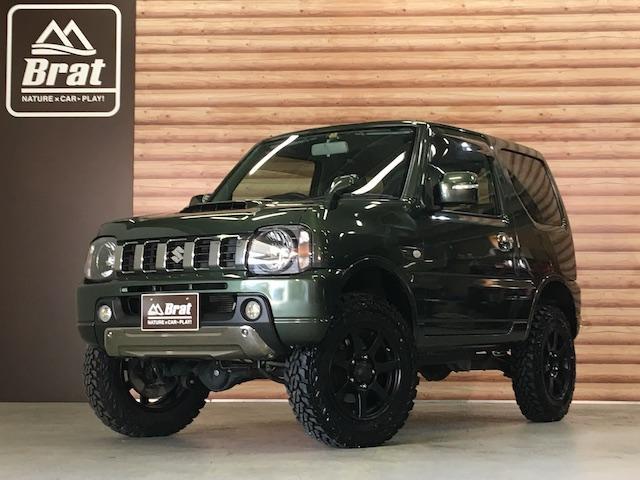スズキ ランドベンチャー4WD リフトアップ 新品M/Tタイヤ&AW