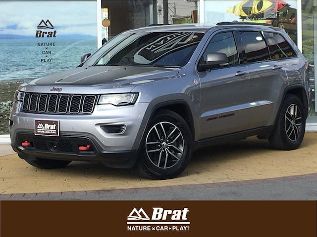 Photo of CHRYSLER_JEEP JEEP GRAND CHEROKEE TRAILHAWK / used CHRYSLER_JEEP