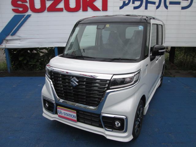 スズキ ハイブリッドXS 4WD