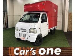 キャリイトラックKC 3方開 AT 4WD 移動販売車 ケータリングカー