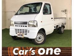 キャリイトラックKUパワステ付き 4WD