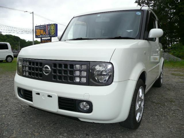 日産 SX 切替式4WD AT  キーレス