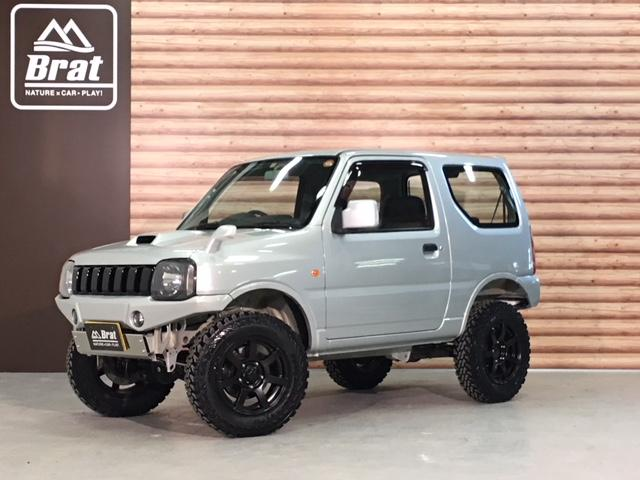 スズキ XG 4WD Bratカスタム オリジンマッドS7 SDナビ
