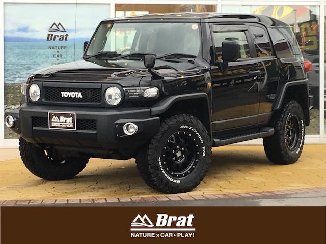 トヨタ ブラックカラーパッケージ リフトUP 新品グッドリッヂA/T