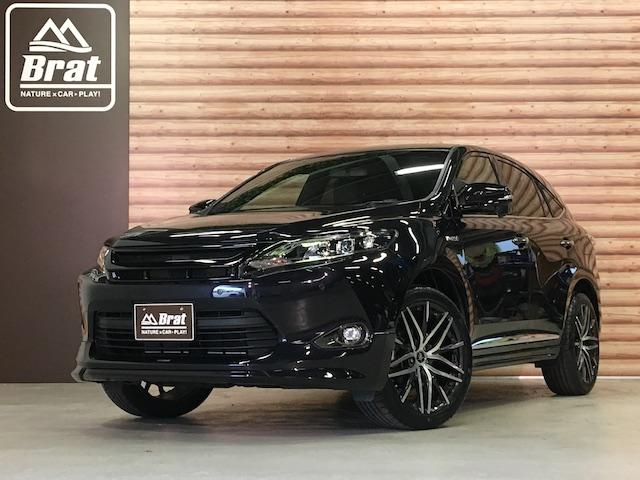 トヨタ エレガンス 4WD HV TRDエアロ ワーク20インチAW