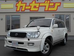 ランドクルーザー100VXリミテッド 4WD グー鑑定書