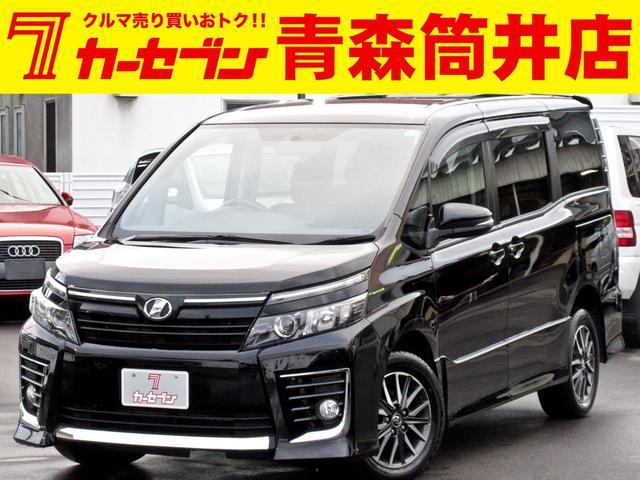 トヨタ ZS4WD寒冷地/両側パワスラ/大画面ナビ/後席モニター