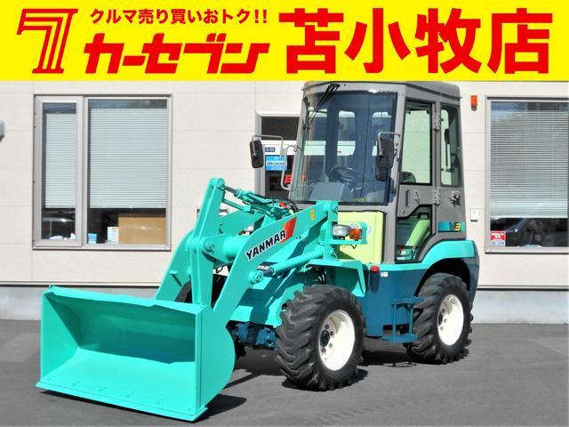 日本その他  ヤンマー ホイルローダー V3-5A 外装塗装済み