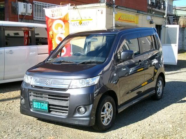 スズキ X 4WD スタットレス装着済 ETC シートヒーター