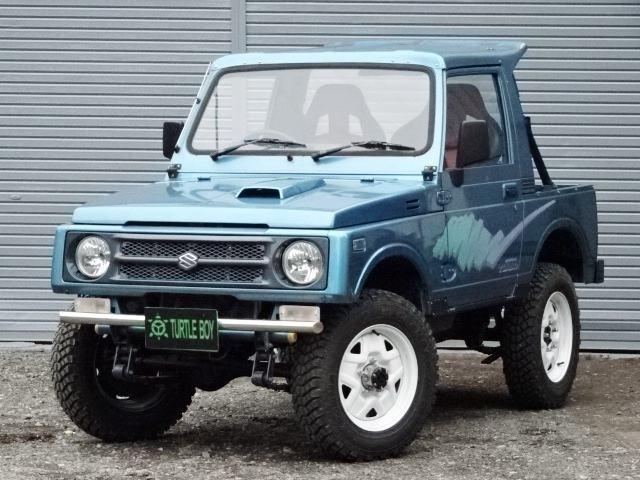 スズキ バン660フルメタルドアCC 4WD バケットシート