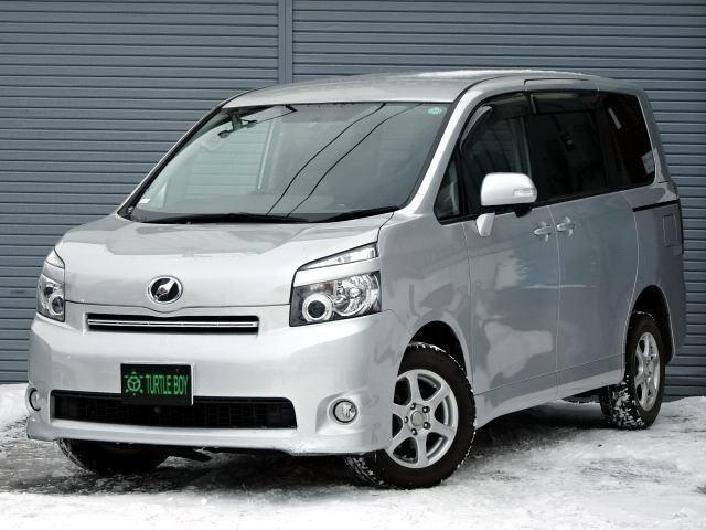 トヨタ 2.0トランスX 4WD 1オーナー 両側Pスライド