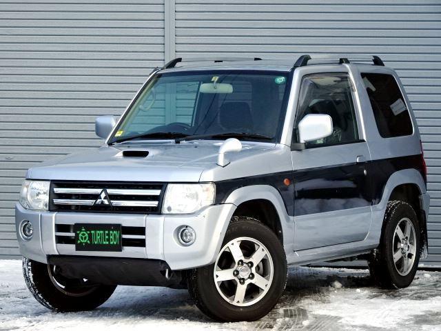 三菱 660エクシード オートマ4WD ICターボ ABS