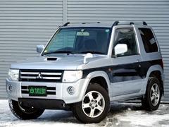 パジェロミニ660エクシード オートマ4WD ICターボ ABS