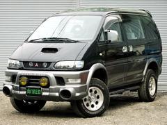 デリカスペースギア2.8DT エクシードクリスタルR4WD 1ナンバー