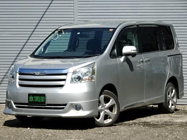 トヨタ YY 4WD 5人乗 純正エアロ ナビ地デジ 寒冷地仕様