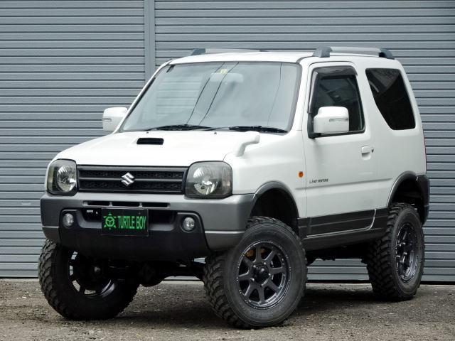 スズキ ジムニー 660ランドベンチャー 4WD 3インチアップオートマ