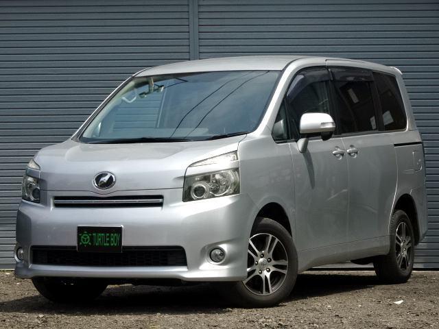 トヨタ 2.0トランスX 4WD 5人乗り 両側Pスライド付ナビTV