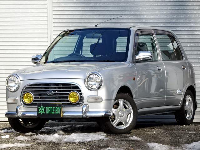 ダイハツ ジーノ5ドア660ミニライトスペシャル 4WD フォグランプ