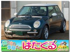 MINIクーパー 事故歴無し 5速マニュアル スタッドレスタイヤ